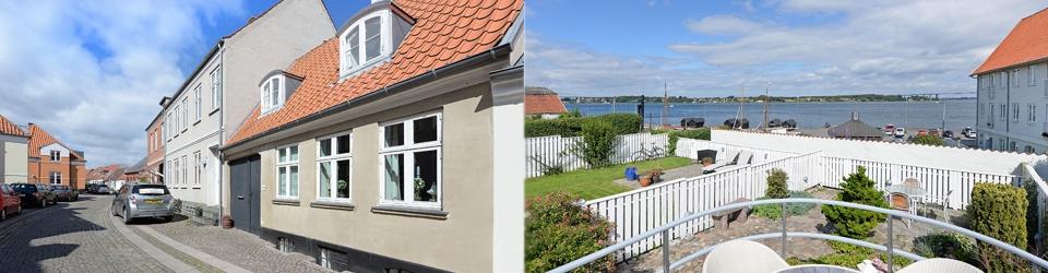 Byhus med udsigt til Lillebælt