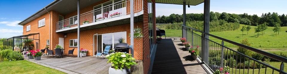 Lavenergi hus - nul energi villa - Kolding